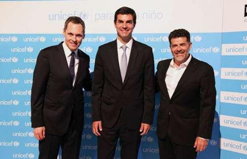 Urtubey participó en la cena anual de Unicef Argentina