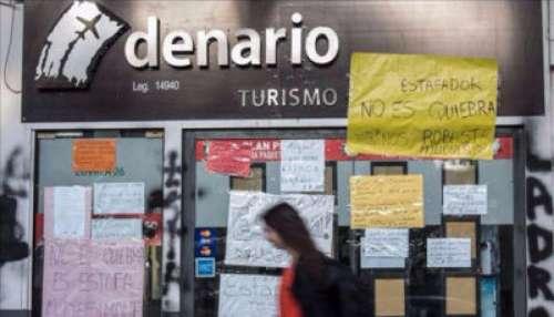 Tres imputados por las denuncia contra Denario