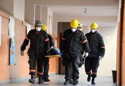 La Municipalidad participará del simulacro de sismo que se realizará en la ciudad