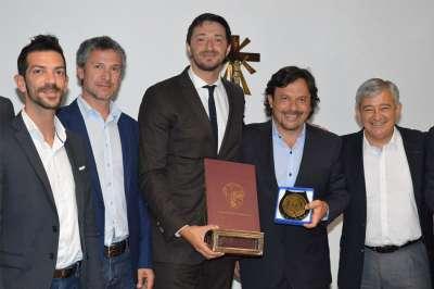 Sáenz firmó con el Intendente de Pinamar un convenio de promoción turística