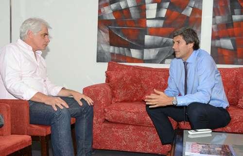 Agenda de trabajo conjunto: El Gobierno provincial y la Municipalidad de Salta