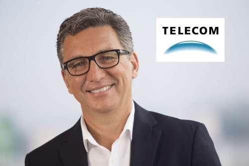 Nuevo CEO en Telecom Argentina