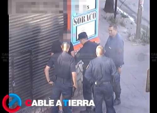 Video - Con las manos en la masa: tentativa de robo en Salta