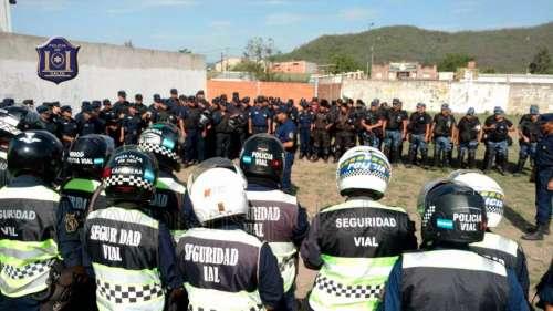 Más de 200 policías realizaran esta tarde operativos de Protección Ciudadana
