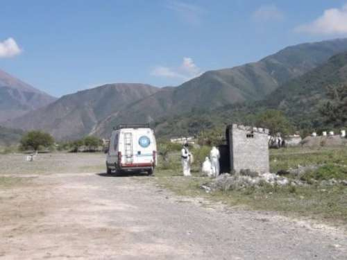 Autopsia a los cuerpos hallados en Campo Quijano: avanza la Justicia