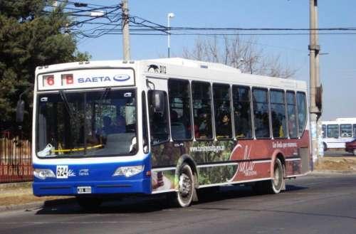 Saeta: por el momento, el servicio de transporte es con total normalidad
