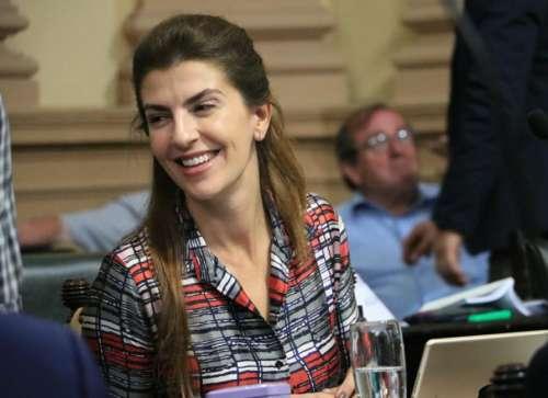 """Bettina Romero en Diputados: """"Entre todos debemos salir adelante"""""""