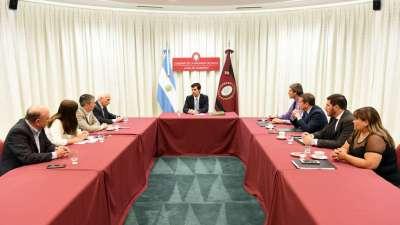Gobierno de Salta: nueva reunión del Gabinete Social