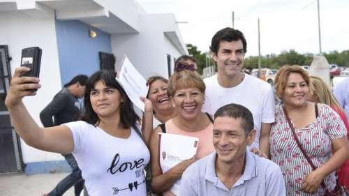 Regularización dominial: 217 familias de Atocha son propietarias de sus terrenos
