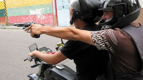 Motochorros roban $1.500.000