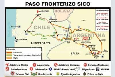 El Papa en Chile: Recomendaciones para transitar por el país trasandino