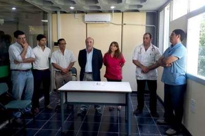 Asumió la nueva gerente general del hospital San Vicente de Paúl