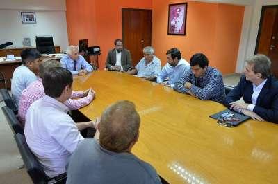 Gobierno se reunió con familiares de Nahuel Salvatierra