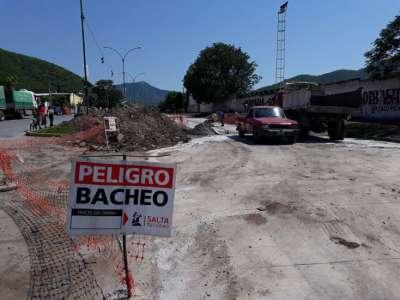 La Municipalidad habilitó 24 frentes de obras en la ciudad