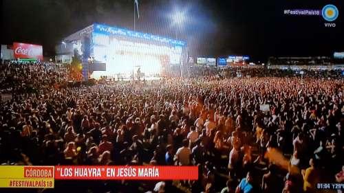 Los Huayra brillaron en Jesús María