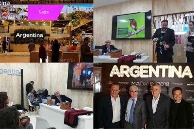 Promoción: Salta presentó su oferta turística en España