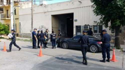 Tres detenidos por el violento robo a un empresario