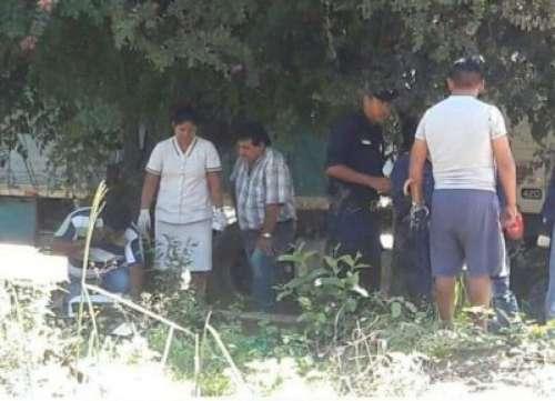 Repudiable: un camionero fue baleado en Salvador Mazza