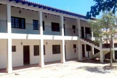 Finalizó la construcción de la hostería de Guachipas