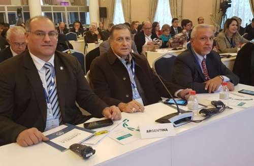 Romero participa de la 138 Asamblea de la Unión Interparlamentaria