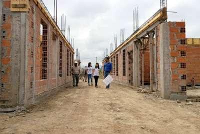 La Provincia construye un edificio para el Centro Polivalente de Arte