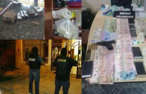 Golpe al Narco en Salta