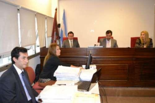 """Caso Neri: """"Chirete"""" Herrera declaró ante el Tribunal del Juicio Oral"""