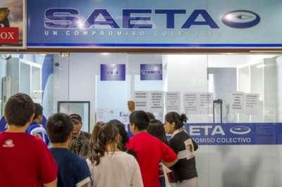 Agendalo: SAETA amplia la atención al público el fin de semana