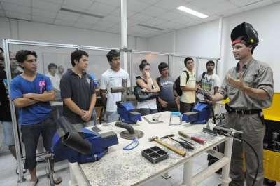 Formación profesional: más de 300 personas se capacitan en oficios