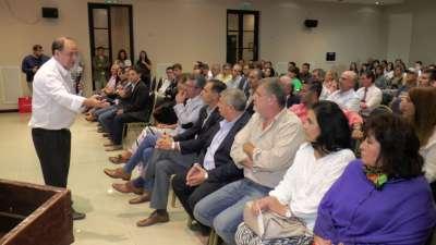 La Municipalidad presentó los ejes del Plan de Movilidad