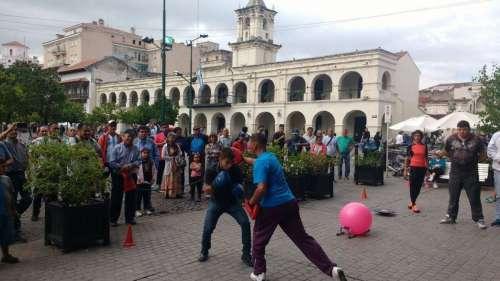 Actividad Física: la ciudad promociona escuelas municipales de boxeo