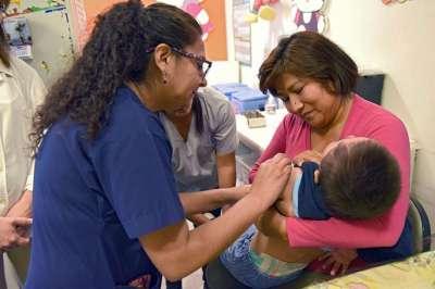 Salud Pública Insta a grupos de riesgo a vacunarse contra la gripe