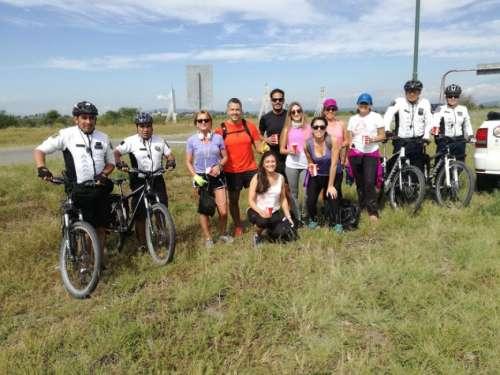 """Exitosa jornada de """"Eco Trekking"""" junto a vecinos y grupos ambientalistas"""