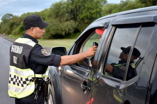 Preocupante: Seguridad Vial detectó 112 conductores alcoholizados en Salta