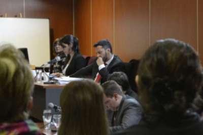 Caso Párraga: Últimas jornadas del juicio contra Gaspar Cinco