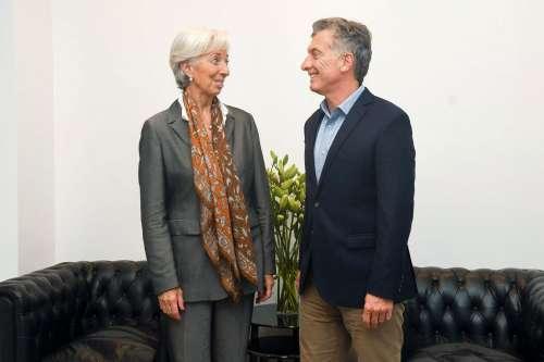 Incertidumbre por un acuerdo con el Fondo Monetario Internacional