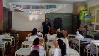 Cooperadora Asistencial contribuye al cuidado de la salud bucal en las escuelas