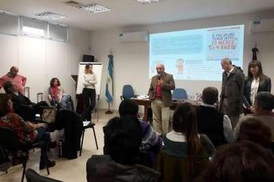Planifican la campaña de vacunación contra el sarampión y la rubéola