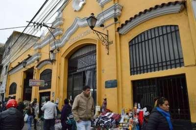 Este viernes el Mercado San Miguel permanecerá cerrado