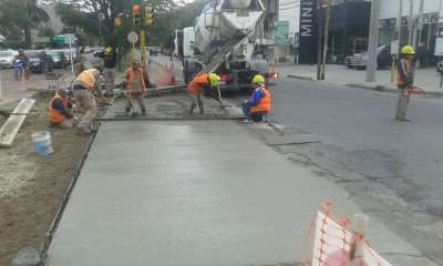 La Municipalidad avanza con obras en 44 frentes distribuidos en la ciudad