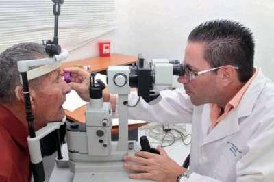 Lanzan diagnóstico de cataratas en personas sin obra social