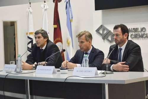 Fernando Yarade compartió una charla debate con Martín Redrado