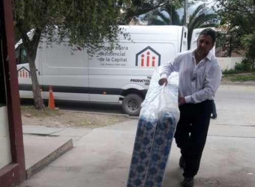 """La Cooperadora Asistencial participa del """"Operativo Abrigo"""""""