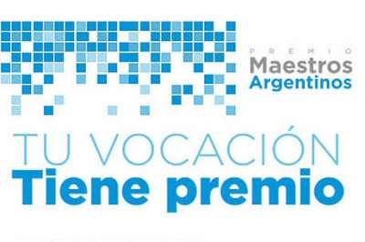 Abierta la inscripción para los premios Maestros Argentinos