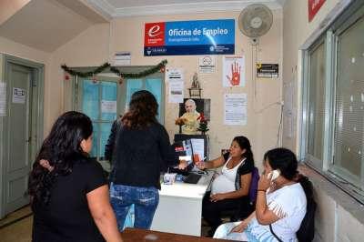 Vacantes laborales para beneficiarios de programas de empleo