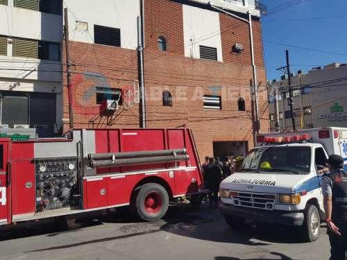 El Carmen: El incendio fue por una falla eléctrica