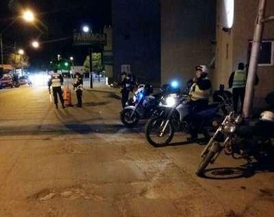 Puestos Móviles: se labraron 168 actas por infracciones de tránsito
