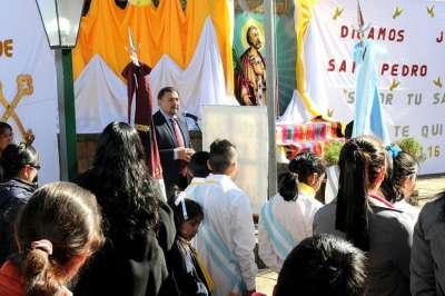 Los Toldos celebró su fiesta patronal en honor a San Pedro Apóstol