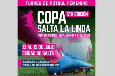 """Por un fútbol igualitario e inclusivo"" se disputará un torneo de fútbol femenino"