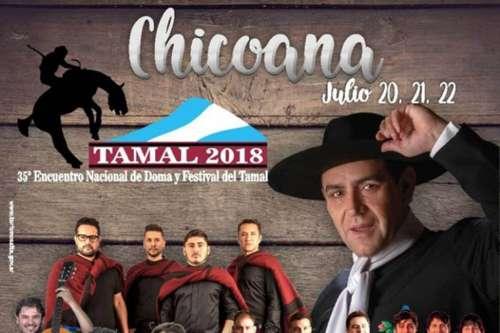 Lanzan el Encuentro Nacional de Doma y Festival del Tamal